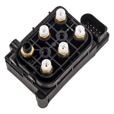 for Mercedes ML CL GL Class W164 X164 Air Suspension VALVE 2123200358 1643201204