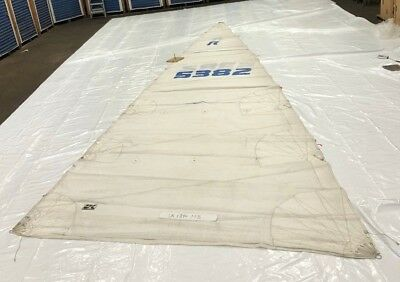 Mainsail By UK Sailmakers  - 33.4' Luff, Good Condition