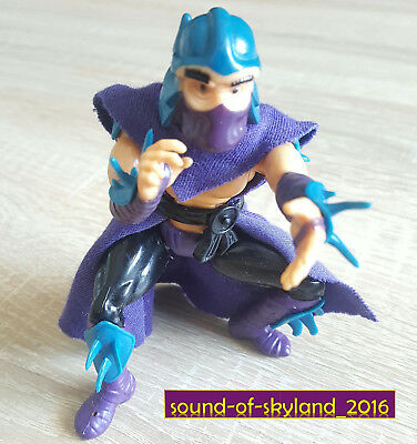 SHREDDER / Teenage Mutant Ninja Turtles / TMNT - Figur / Playmate Toys