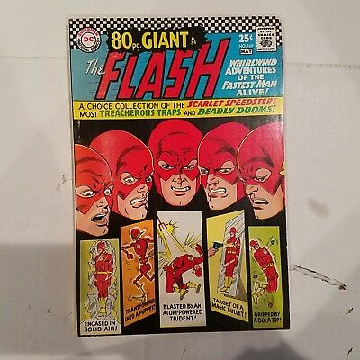 Flash 169 VF  HUGE DC SILVER AGE COLLECTION No Reserve