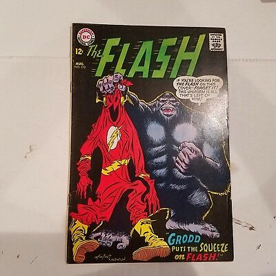 Flash 172 F/VF  HUGE DC SILVER AGE COLLECTION No Reserve