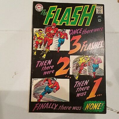 Flash 173 F/VF  HUGE DC SILVER AGE COLLECTION No Reserve