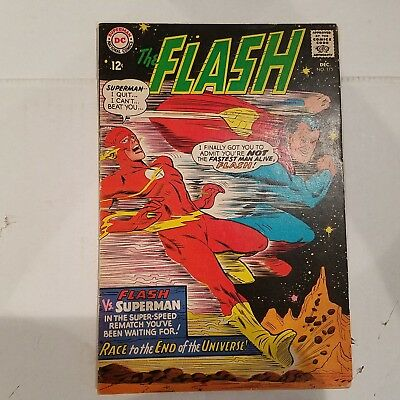 Flash 175 Fine+  HUGE DC SILVER AGE COLLECTION No Reserve