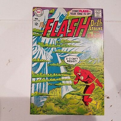 Flash 176 VF/NM  HUGE DC SILVER AGE COLLECTION No Reserve