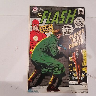 Flash 183 VF  HUGE DC SILVER AGE COLLECTION No Reserve