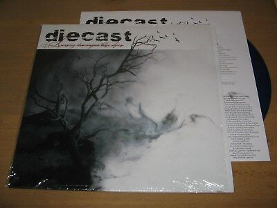 Diecast - Tearing down your blue skies - LP/Vinyl/Heaven shall Burn/Neu