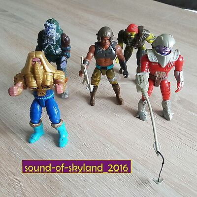 SAMMLUNG / He - Man / The New Adventures - Figuren
