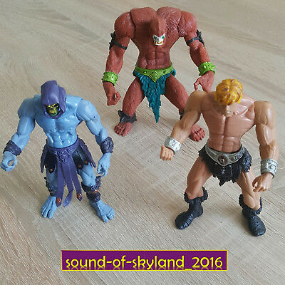 SAMMLUNG / He - Man / Masters of the Universe 200X - MOTU Figuren