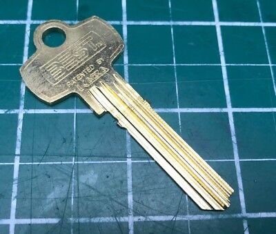 Best Kaba Peaks KB-B6 Key Blank / KB / Locksmith