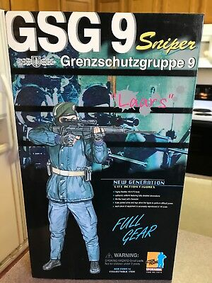 DRAGON 1 6 SCALE German GSG 9 Sniper Laars -  22.00  f781a8a25