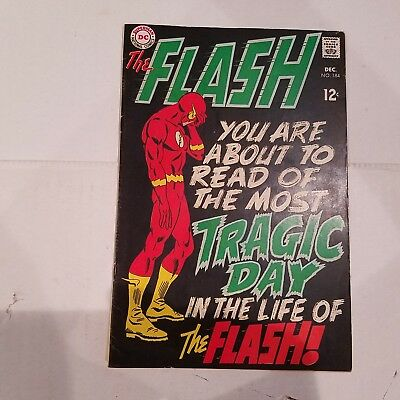 Flash 184 F/VF  HUGE DC SILVER AGE COLLECTION No Reserve
