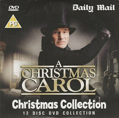 A Christmas Carol Daily Mail promo DVD 1999