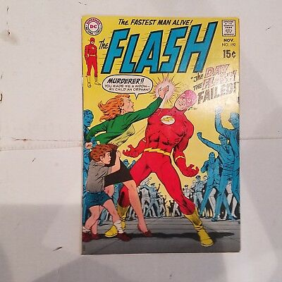 Flash 192 VF-   HUGE DC SILVER AGE COLLECTION No Reserve