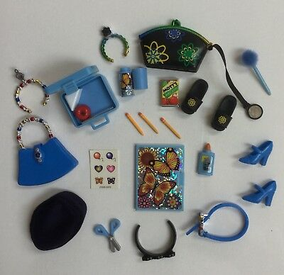BARBIE ACCESSORIES Lot