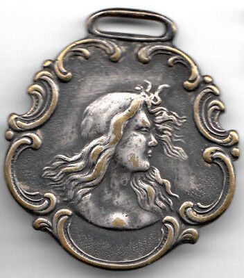 Pittsburg PA Watch Fob - T.H.Nearn Co - Pioneer Paint Works - White Lead