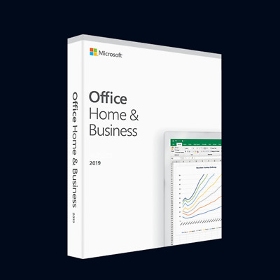 Microsoft Office 2019 Home und Business for  3MACs - Home and Business for MAC