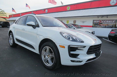Porsche Macan AWD 4dr S CARFAX CERTIFIED . FULLY LOADED. MINT CONDITION. VIEW IMAGES. CALL 954-744-1177