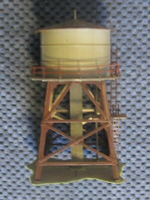 Water Tank. HO Scale. Manufacturer Unknown.