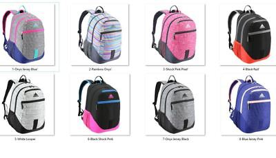 b28d636171f9 NEW NWT ADIDAS Foundation IV 4 Laptop Backpack Student Brasilia ...
