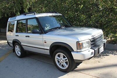 2004 Land Rover Discovery SE7 Land Rover Discovery II SE7
