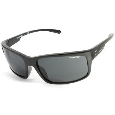 4b6a6436ca6 Arnette Fastball 2.0 AN4242 41 87 Polished Black Grey Men s Sunglasses