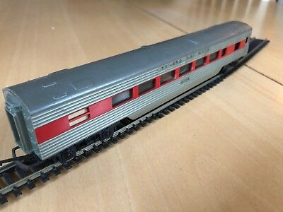 VINTAGE late 1950's TRIANG R24/25 TRANSCONTINENTAL COACH No 2 OO Gauge