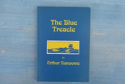 The Blue Treacle By Arthur Ransome Amazon Publication For Ransome Society