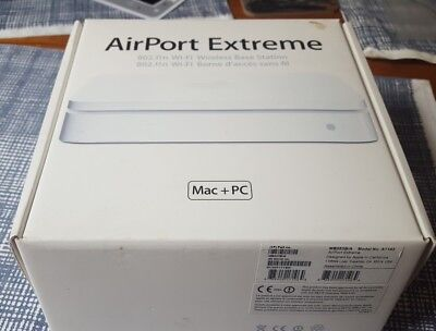 Apple Airport Extreme Base Station A1143 Wireless Router 802.11n
