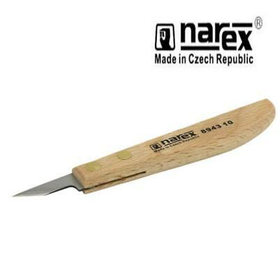 Narex Carving Detail knife NAR894310 WOOD CARVING TOOL WHITTLING CHIP CARVERS