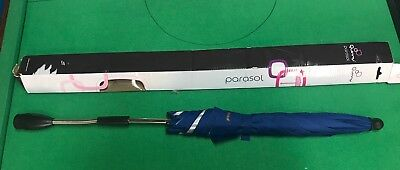 Brand New Genuine Quinny Parasol Buzz Moodd Zapp Buzz & Zapp Xtra BLUE BASE