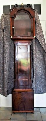 Mahogany   Longcase / Grandfather Clock Case Only