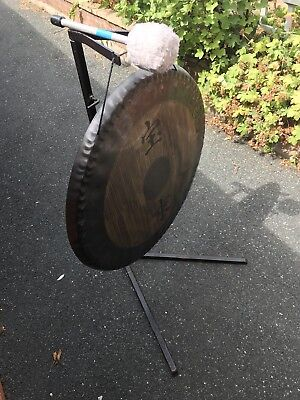 Gong 30'' plus stand and beater