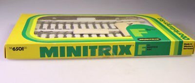 MINITRIX 56 6501 00 Oberleitung Set OVP TOP unverbaut