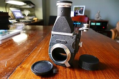 Leica Visoflex III for Leica M lenses and M mount. Mint- condition.