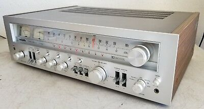 Vintage Monster Lafayette LR-9090 Stereo Receiver - *Cleaned Works* WATCH VIDEO
