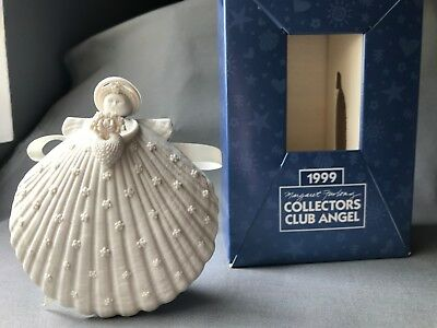 "Margaret Fulong 1999 Collector's Club Angel 4"" Ornament"