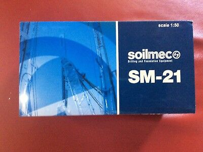 Soilmec SM-21 Drilling and Foundation Equipment