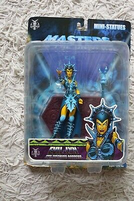Masters of the Universe - NECA Staction - Evil-Lyn Exclusive OVP