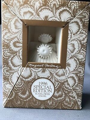 "Margaret Furlong 1996 4"" Special Edition Sunflower Angel"