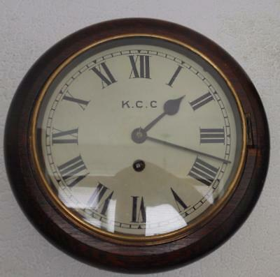 8 inch dial fusee wall clock