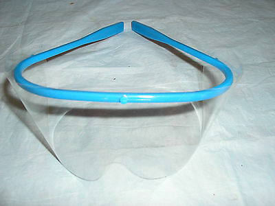 10 Mckinnon Medical Sm11  Eye Shield & Frame Visor Disposable