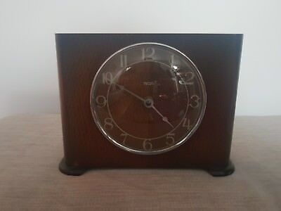 Antique Art Deco Mantle Clock Smiths