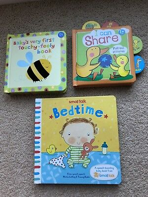 Baby Books Bundle - Marks And Spencer