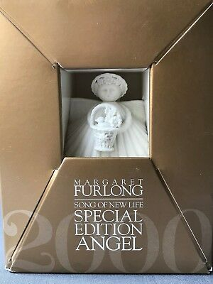 "Margaret Furlong 4"" 2000 Special Edition ""Song of New Life"" Angel"
