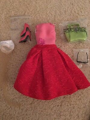 "Tonner Doll Co 16"" Marley Wentworth Rose Rouge Outfit Mint Complete"