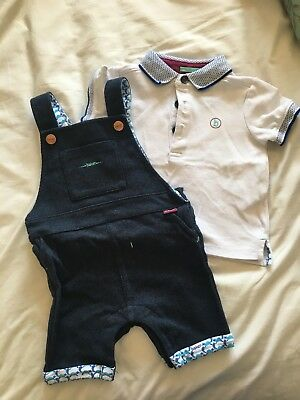 Ted Baker Baby Boy 3-6 Months