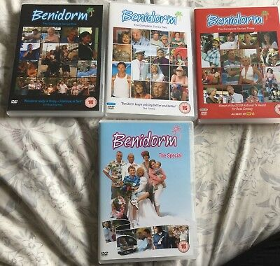 Benidorm The Collection Series 1 - 3 & The Special DVD  Boxset (2009)