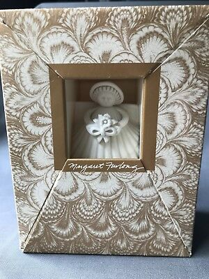 "Margaret Furlong 4"" 1987 Bouquet Angel Ornament"