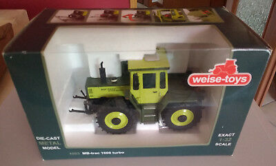 MB-trac 1600 turbo, Weise-Toys 1:32
