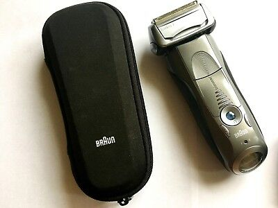 Braun Series 7 790cc Men's Electric Foil Shaver with Clean & Charge Station